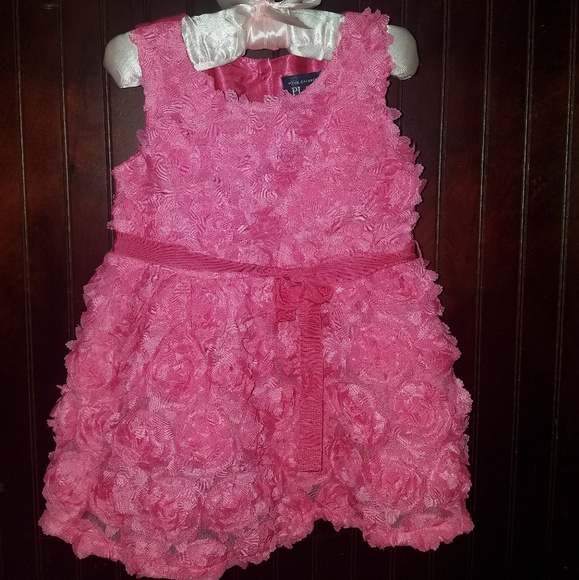 Children's Place Other - Tropical Rose floral toddler dress